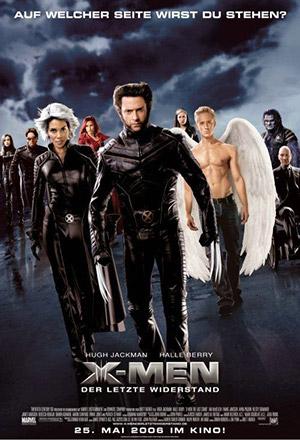 คลิก ดูรายละเอียด X-Men: The Last Stand