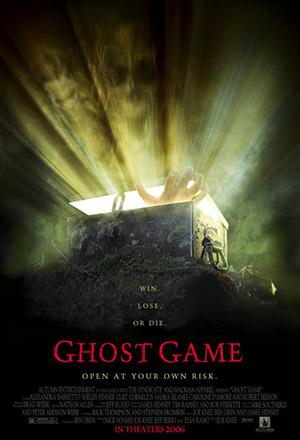 Ghost Game ล่า-ท้า-ผี