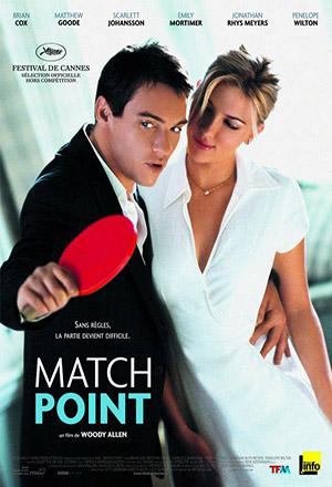 Match Point แมทช์พ้อยท์ เกมรัก เสน่ห์มรณะ Woody Allen Summer Project