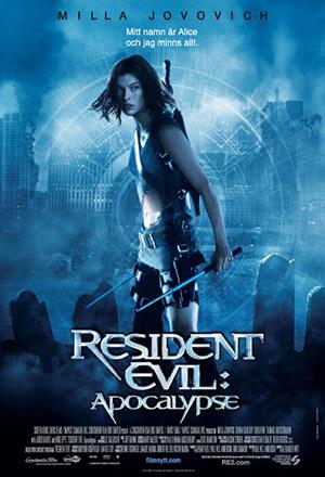 คลิก ดูรายละเอียด Resident Evil: Apocalypse