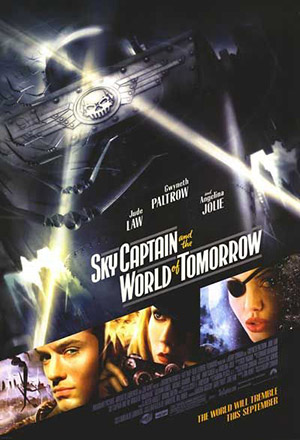 Sky Captain and The World of Tomorrow สกายกัปตัน ผ่าโลกอนาคต The World of Tomorrow