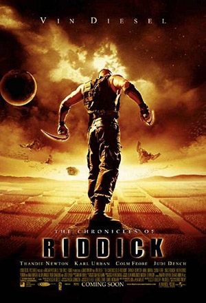The Chronicles of Riddick ริดดิค Pitch Black 2: Chronicles of Riddick