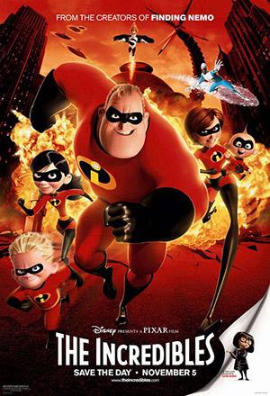 คลิก ดูรายละเอียด The Incredibles
