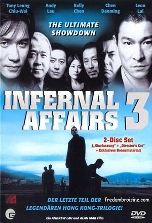 คลิก ดูรายละเอียด Infernal Affairs 3
