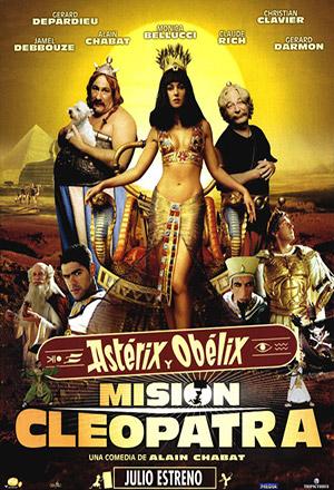 Asterix & Obelix: Mission Cleopatra ให้ 90 วันสร้างวังคลีโอพัตรา Asterix and Obelix Meet Cleopatra