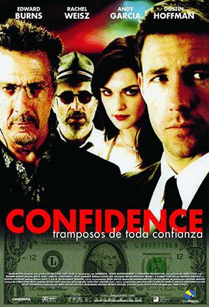 Confidence คอนฟิเด็นซ หักหลังปล้น Confidence: After Dark