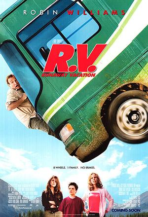 R.V. อาร์วี ซิ่งรถบ้านไปเถิดเถิง RV: Runaway Vacation