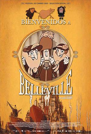 คลิก ดูรายละเอียด The Triplets of Belleville