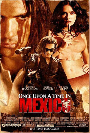 Once Upon a Time in Mexico เพชฌฆาตกระสุนโลกันตร์ Desperado 2