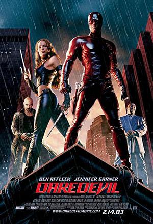 Daredevil มนุษย์อหังการ Daredevil: A Daring New Vision