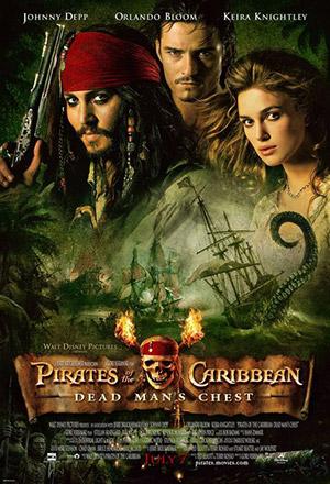 Pirates of the Caribbean: Dead Man's Chest สงครามปีศาจโจรสลัดสยองโลก Pirates of the Caribbean 2