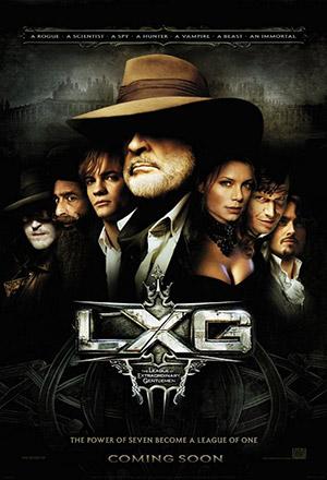 The League of Extraordinary Gentlemen เดอะ ลีค มหัศจรรย์ชน...คนพิทักษ์โลก LXG