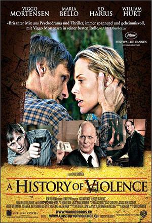 A History of Violence คนประวัติเดือด Geschichte der Gewalt, Eine