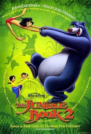 คลิก ดูรายละเอียด The Jungle Book 2