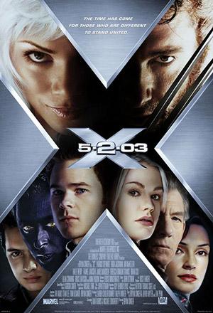 คลิก ดูรายละเอียด X2: X-Men United