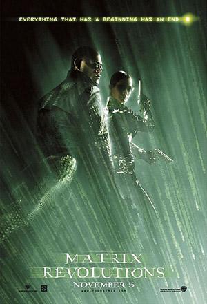 คลิก ดูรายละเอียด The Matrix Revolutions