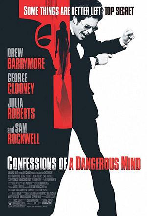 Confessions of a Dangerous Mind จารชน 2 เงา Confessions d'un homme dangereux