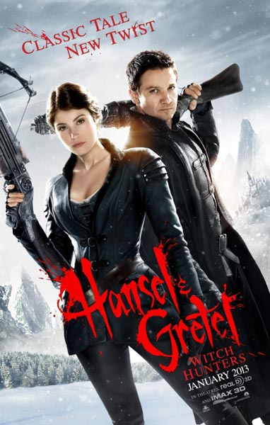 Hansel and Gretel: Witch Hunters - �ѹ�� �͹�� ���� : �ѡ���������ѹ���Ժ