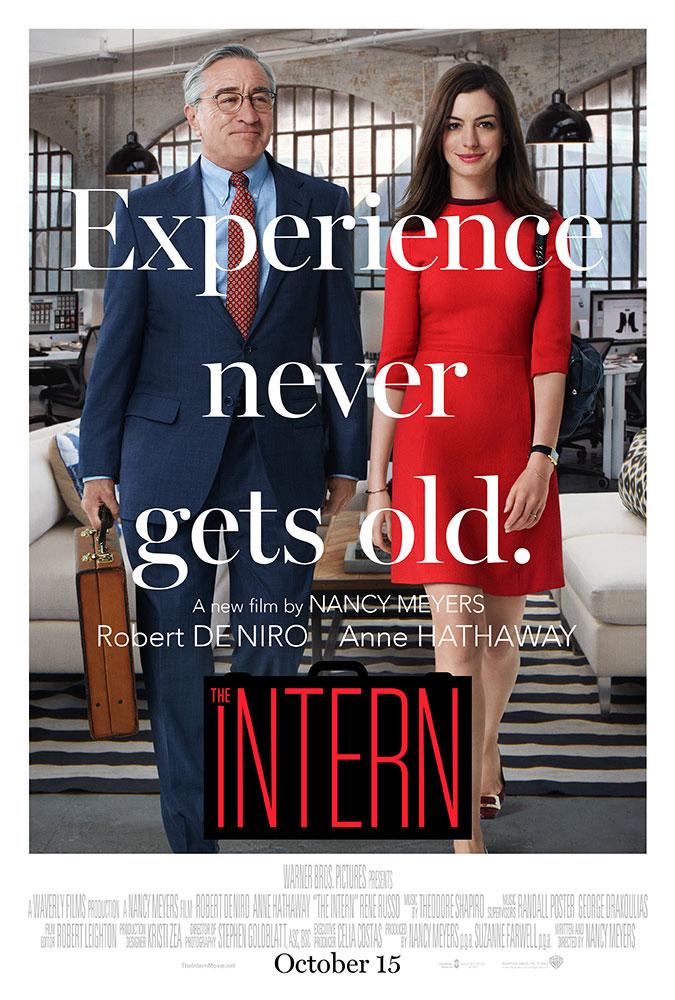 ชม ตัวอย่างใหม่ The Intern