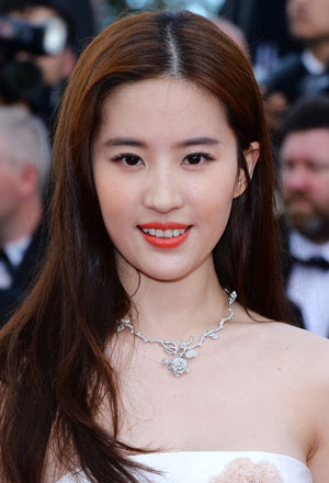 Liu-Yifei-หลิว-อี้เฟย
