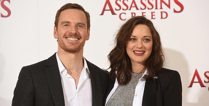 งานเปิดตัวหนัง Assassin's Creed เดินสายโปรโมท ที่ กรุงลอนดอน