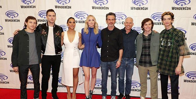 งานเปิดตัวหนัง ไซมอน คินเบิร์ก รวมทีม X-Men: Dark Phoenix เปิดตัวผงาดในงาน WonderCon 2019