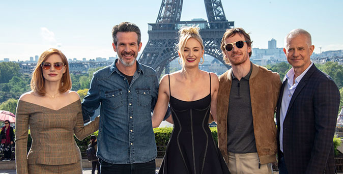 งานเปิดตัวหนัง ทีม X-Men: Dark Phoenix ผงาด! ณ กรุงปารีส ผู้กำกับ ไซมอน คินเบิร์ก นำทีมเปิดฉายรอบพิเศษ